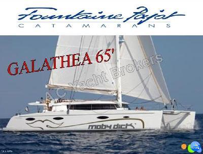 Fountaine Pajot , Galathéa 65 , Sailing Yacht , New , 2010 , , Fiberglass , ...
