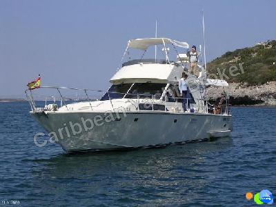 Guy Couach , 1400 fly-bridge , Motoryacht , second hand , 1980 , Monohull ...