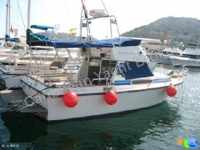 Guy Couach , 730 Fly Bridge , Motoryacht , Good , 1989 , Monohull ...