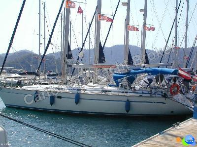 Bavaria , 47 , Sailing Yacht , second hand , 2001 , Monohull , Fiberglass ...