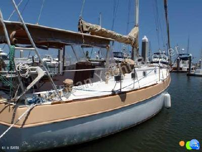 Morgan , 37 Out Island MK II , Sailing Yacht , second hand , 1977 , Monohull ...