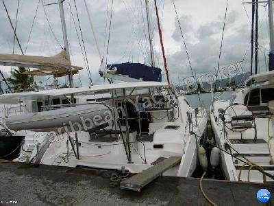 Robertson and Caine Leopard 38 Caribbean Yacht Broker