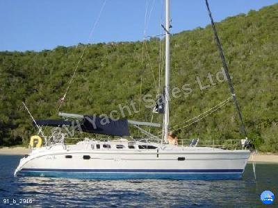 Hunter Marine , Hunter 460 , Sailing Yacht , second hand , 2000 , Monohull ...